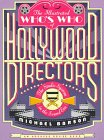 The Illustrated Who's Who of Hollywood Directors