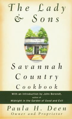 The Lady & Sons Savannah Country Cookbook 9780375751110