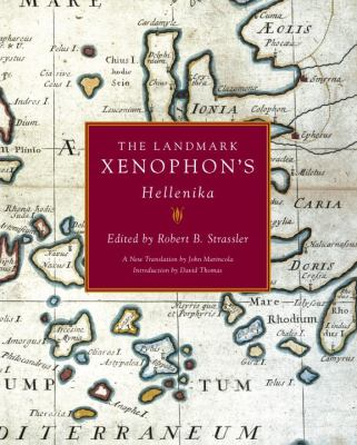 The Landmark Xenophon's Hellenika 9780375422553