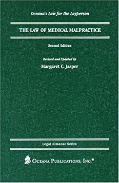 The Law of Medical Malpractice 9780379113594