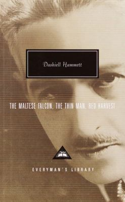 The Maltese Falcon, the Thin Man, Red Harvest 9780375411250