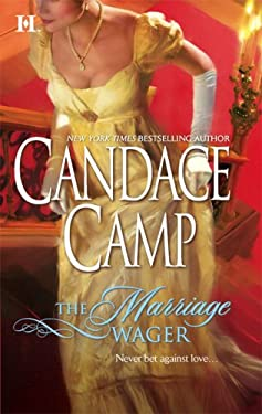The Marriage Wager 9780373772438