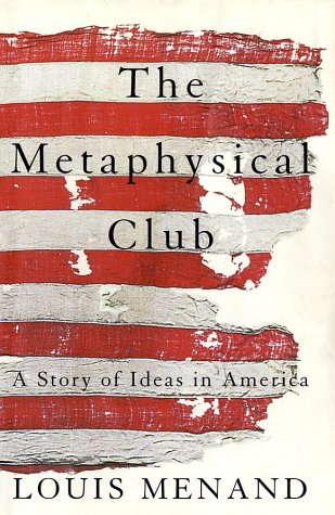 The Metaphysical Club 9780374199630