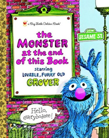 The Monster at the End of This Book 9780375829130