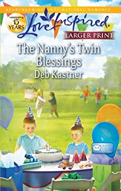 The Nanny's Twin Blessings 9780373816279