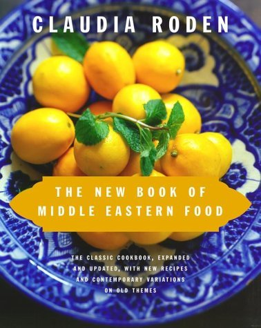 The New Book of Middle Eastern Food 9780375405068