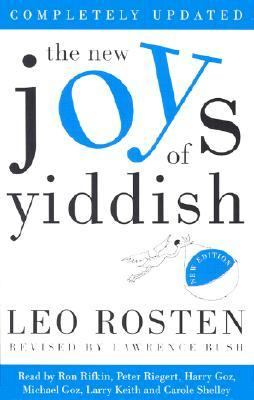 The New Joys of Yiddish: Completely Updated 9780375419515