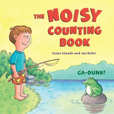 The Noisy Counting Book 9780375859373