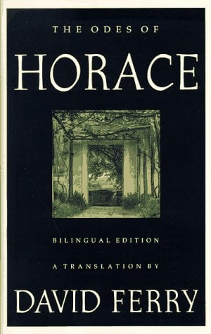 The Odes of Horace 9780374224257
