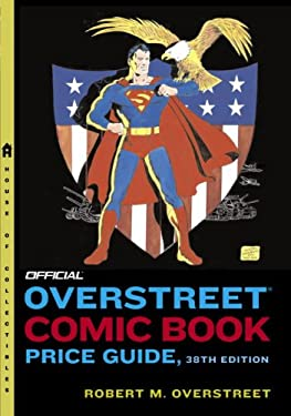 The Official Overstreet Comic Book Price Guide 9780375722394