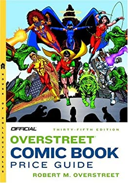 The Official Overstreet Comic Book Price Guide, Edition #35 9780375721076