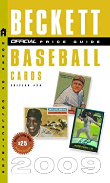 The Official Price Guide to Baseball Cards 9780375723131