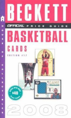 The Official Price Guide to Basketball Cards 9780375722547