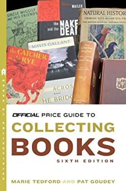 The Official Price Guide to Collecting Books 9780375722936