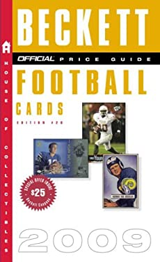 The Official Price Guide to Football Cards 9780375722981