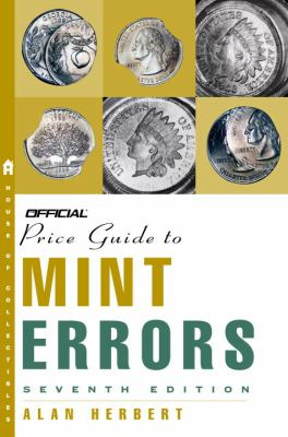 The Official Price Guide to Mint Errors 9780375722158