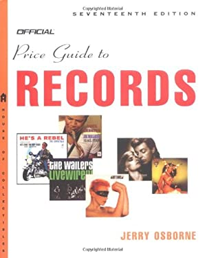 The Official Price Guide to Records, Edition #17 9780375720796