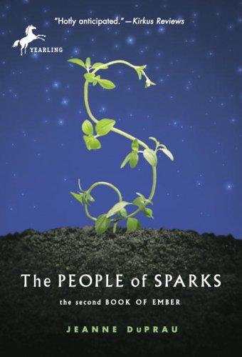 The People of Sparks: The Second Book of Ember 9780375828256