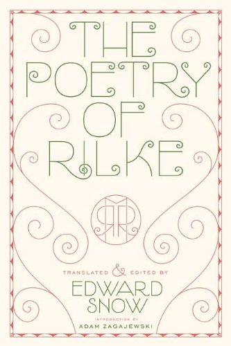 The Poetry of Rilke 9780374235314