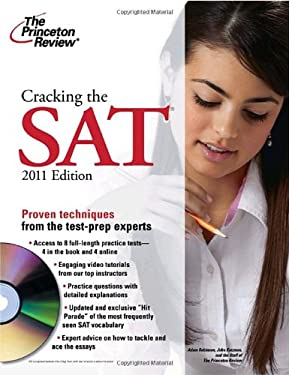 The Princeton Review Cracking the SAT [With DVD] 9780375429835