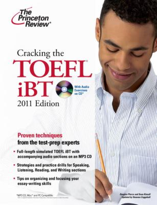 The Princeton Review Cracking the TOEFL Ibt 9780375429743