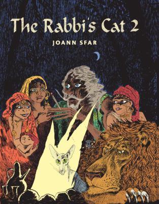 The Rabbi's Cat 2 9780375425073