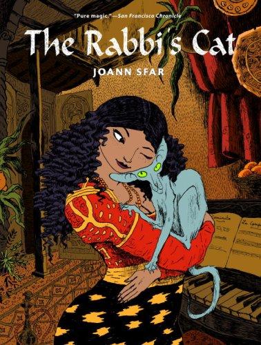 The Rabbi's Cat 9780375714641