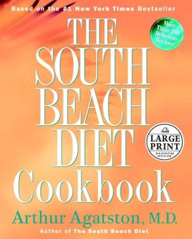 The South Beach Diet Cookbook 9780375433436
