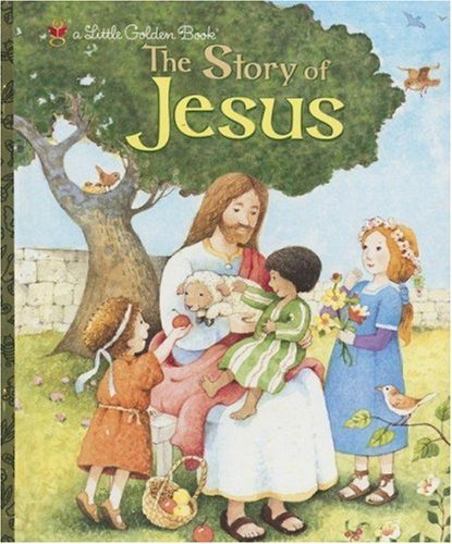 The Story of Jesus 9780375839412