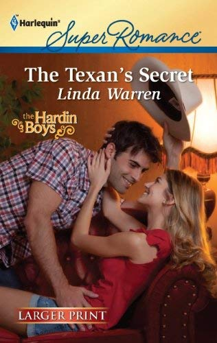 The Texan's Secret 9780373784684