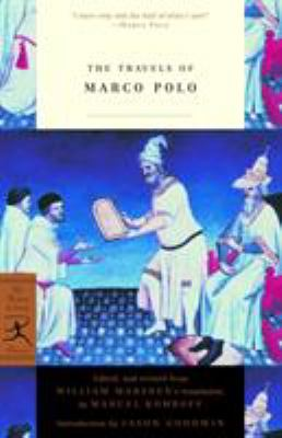 The Travels of Marco Polo 9780375758188