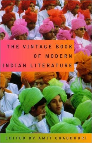 The Vintage Book of Modern Indian Literature 9780375713002