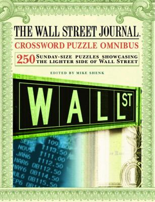 The Wall Street Journal Crossword Puzzle Omnibus 9780375722103