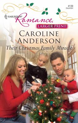 Their Christmas Family Miracle 9780373184859