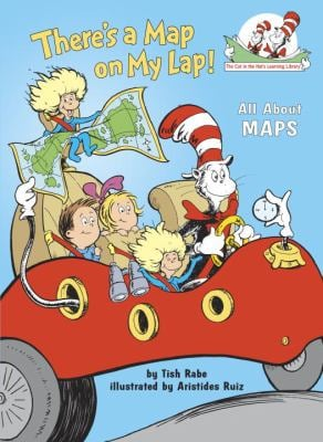 There's a Map on My Lap!: All about Maps 9780375810992