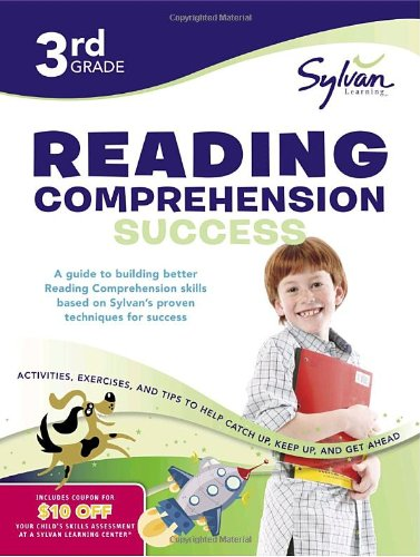 Third Grade Reading Comprehension Success (Sylvan Workbooks) 9780375430008