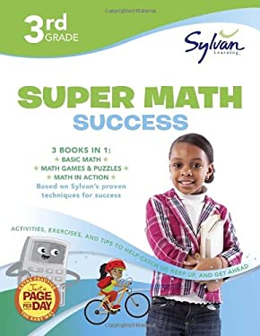 3rd Grade Super Math Success 9780375430510