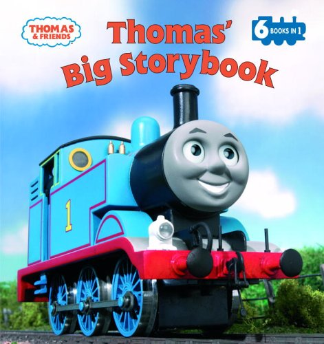 Thomas' Big Storybook 9780375840135