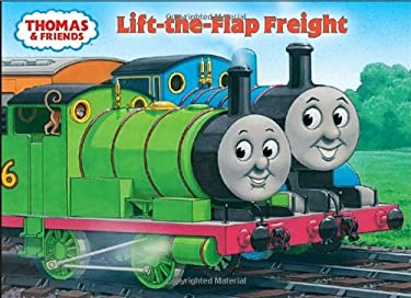 Thomas & Friends: Lift-The-Flap Freight 9780375843013