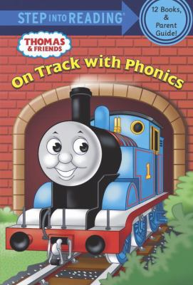 Thomas & Friends: On Track with Phonics [With Parent Guide] 9780375853685