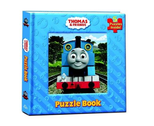 Thomas & Friends Puzzle Book 9780375861680