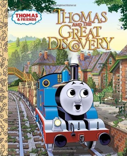 Thomas and the Great Discovery 9780375851537