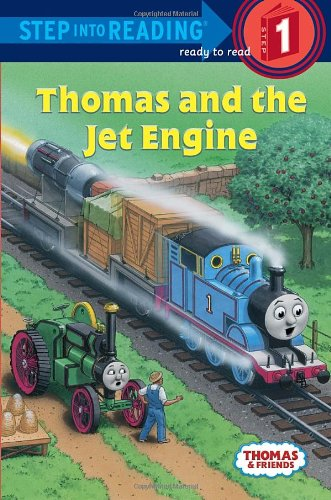 Thomas and the Jet Engine 9780375842894