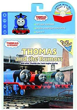 Thomas and the Rumors Book & CD [With CD]