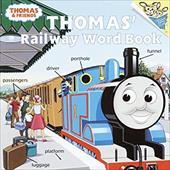 Thomas's Railway Word Book (Thomas & Friends) 1117089