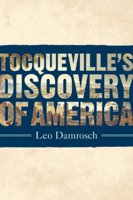 Tocqueville's Discovery of America 9780374278175