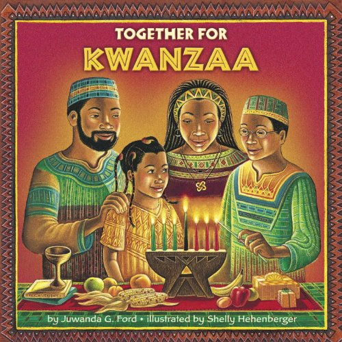 Together for Kwanzaa 9780375803291