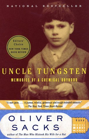 Uncle Tungsten: Memories of a Chemical Boyhood 9780375704048