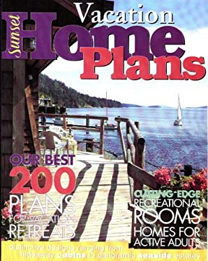 Vacation Home Plans 9780376011954