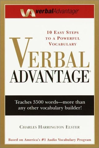 Verbal Advantage: Ten Easy Steps to a Powerful Vocabulary 9780375709326
